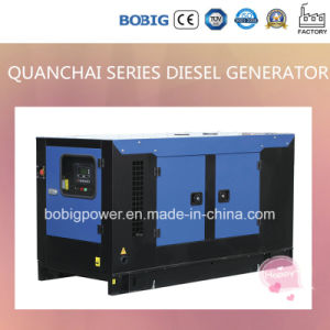 leiser Dieselgenerator 15kw angeschalten von Quanchai Engine