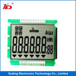Htn positif Affichage LCD avec rétroéclairage blanc
