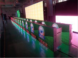 Haute luminosité P DIP10 Affichage LED de la publicité à l'extérieur du périmètre