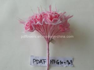 Rose Bouquet de flores artificiales