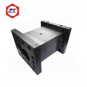 Co-Rotating compuesto de doble tornillo Extrusora de doble barril