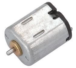De geringde Motor van gelijkstroom (sff-M10VA)