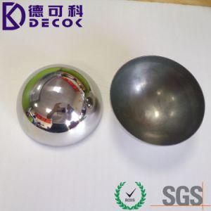 Vendita di Premiunm! sfera mezza spessa della parete 500mm 250mm di 1.5mm