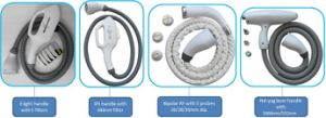 Equipo láser Elight IPL RF multifuncional