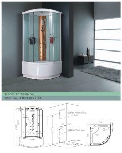 Baño con ducha (FD-S3/90V(W))