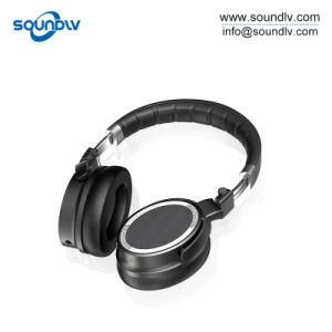 Bluetooth 스포츠를 위한 무선 헤드폰 이어폰을 취소하는 까만 액티브한 소음