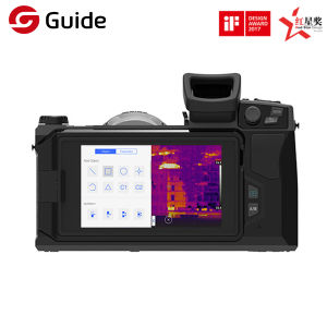Hohe Definition-Fabrik-Preis-Wärmebildgebung-Kamera am meisten benutzt in industriellem, medizinischem archäologischem