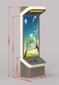 Im FreienTouch Screen LCD-Ausstellungsstand-DigitalSignage