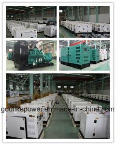 80kVA 64kw Genset alimentato dal generatore silenzioso eccellente del motore diesel di Schang-Hai