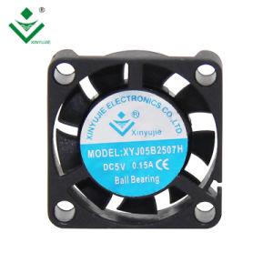 2507 Rasen-heller Kühlventilator, Minikühlvorrichtung-Ventilator 25X25X7 des 25mm Gleichstrom-Mikroventilator-3V 5V