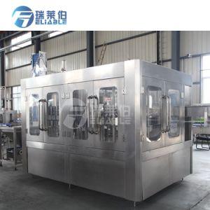 La Chine usine de Suzhou bouteille entièrement automatique Machine de remplissage d'eau pure