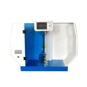 Izodの片持梁ビーム靭性の衝撃試験装置