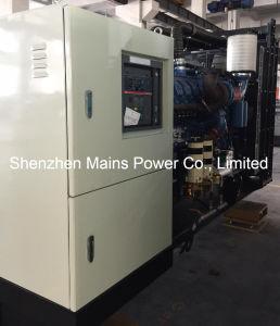 1100 Ква Mtu дизельный генератор 880квт резервная мощность генератора дизельного двигателя