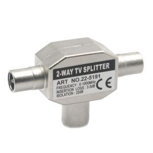 trasmissione dell'interno bidirezionale del segnale del divisore di CATV