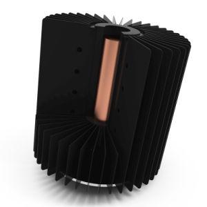 300~400Fcz Tubo de calor de la serie W LED de alta potencia disipador de calor para alta de la luz de la Bahía de LED