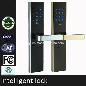 Het slimme Hete Verkopende Digitale Slot van de Deur met de Veilige Veiligheid van het Wachtwoord en FCC van Ce