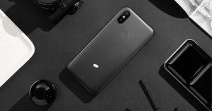 Telefono astuto della ROM 6GB di RAM cellulare di Xiaom MI 6X 128GB