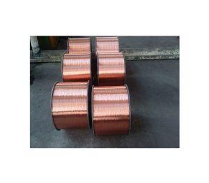30% de cobre do fio CCA