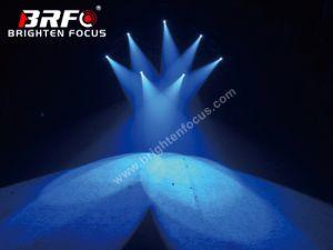 Концерт освещение 100W DMX света перемещение головки блока цилиндров