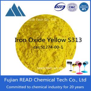 Hete Verkoop de Gele Verf van het Oxyde van het Ijzer van het Pigment van de Levering van de Fabrikant Anorganische S313