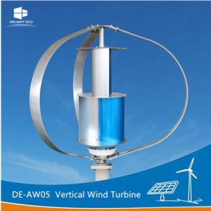 As delícias do eixo vertical da turbina central eólica Maglev