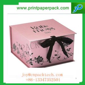 주문을 받아서 만들어진 한 조각 조가비 마분지 보석 선물 서류상 포장 상자