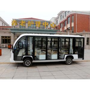 4 passeios eléctrica do banco para o Turismo de autocarro de passageiros 14