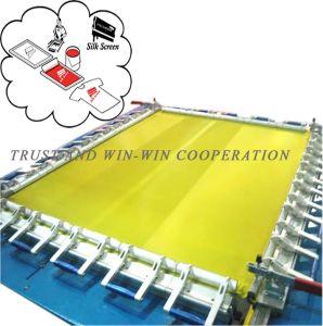 Хорошее качество шелкографии печать сетка (FM015-YW23)