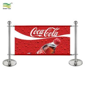 広告する喫茶店の障壁か微風の障壁の旗の立場(M-NF22M01110)を