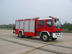 アフリカのための日本のブランド4X2空港レスキュー消火活動の消火器のトラック