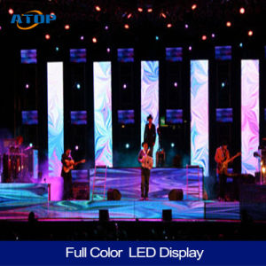 Petits pixels écran HD de Module à LED CMS pour la phase d'affichage