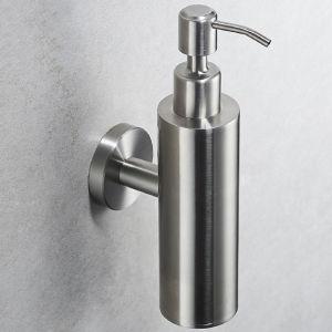 Монтироваться на стену жидкого мыла диспенсер Аксессуары для ванной комнаты
