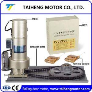 De elektronische 80kg Rolling Motor van de Deur met de Gevoelige Functie van het Alarm