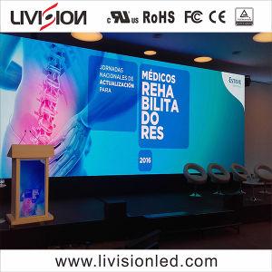 LED de haute qualité mur vidéo LED Intérieur P4.8 Location d'écran vidéo plein écran LED de couleur pour des événements