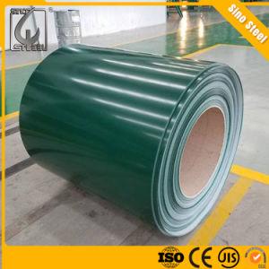 Metales Acero Dx51d Hot cruce PPGI Prepainted bobinas de acero galvanizado