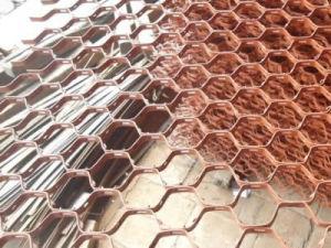 高品質のステンレス鋼の十六進鋼鉄グリル