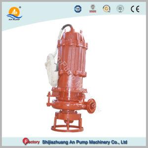 De mini Verticale Rode Pomp Met duikvermogen van de Dunne modder van Centirfugal van de Baggermachine van de Mijnbouw van het Jasje