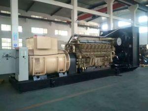 Большая мощность дизельный генератор с двигателем Mtu