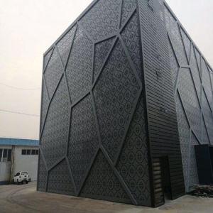 Les panneaux muraux en métal écrans métalliques décoratifs CNC panneau découpé au laser