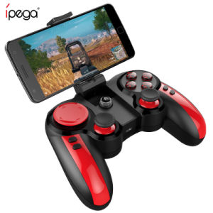 Ipega 페이지 9089 인조 인간 정제/전화 /PC/ 지능적인 텔레비젼 상자/Vr와 Windows 지능적인 텔레비젼/PC를 위한 가장 새로운 Bluetooth Gamepad 관제사