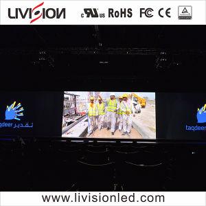 イベントの移動可能な使用のためのP2.9/P3.9ビデオ・ディスプレイLEDスクリーンのパネル