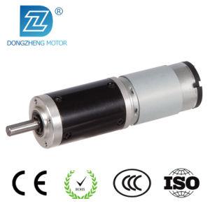 30mm de diámetro exterior / Caja de engranajes planetarios de motor DC de 28mm OD.