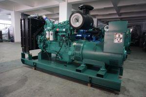 gruppo elettrogeno diesel di potere principale di 220kw 275kVA Cummins 6ltaa8.9-G2