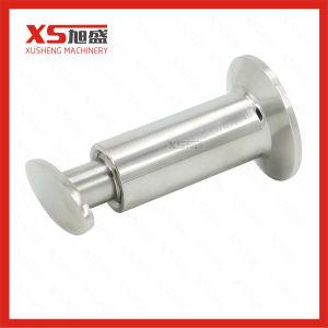 Valvola di campionatura del puntale dell'acciaio inossidabile di AISI316L con la guarnizione del silicone