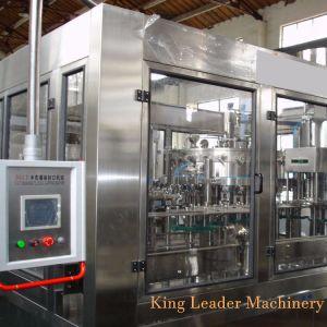 완벽한 가격을%s 가진 3000-15000bph에 의하여 탄화되는 음료 충전물 기계