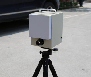 Detective PTZ Kamera der Radar-Verkehrs-Geschwindigkeits-für die Fahrzeuggeschwindigkeit (SHJ-HT3000-D)