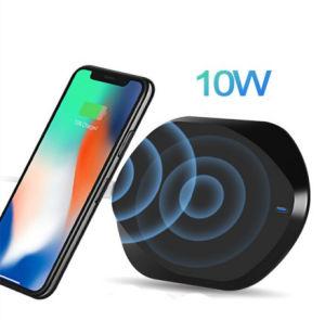 Qi-intelligenter Kennzeichen-Handy-drahtlose Aufladeeinheit 10W