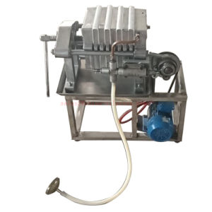 A placa e o filtro de óleo da Estrutura da Máquina