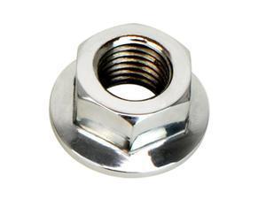 En acier inoxydable de l'Écrou Nylock à embase hexagonale de joint avec de hautes performances Bague métrique de l'unc UNF