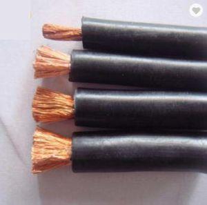 Резиновой изоляцией кабель сварки
